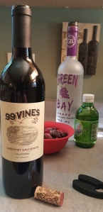 Delish Summer Berry Sangria at Almost Her Blog!!