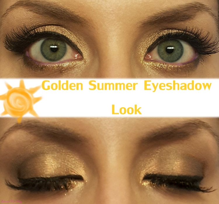Gold Summer Festival Look!!! Check out Almost Her Blog!