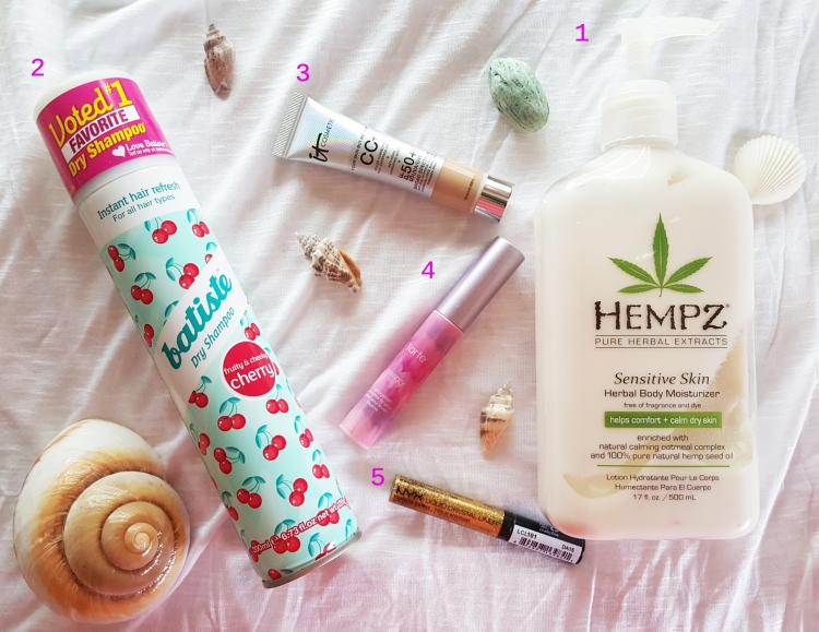 Almost Her Blog's Summer Essentials! #summeressentials
