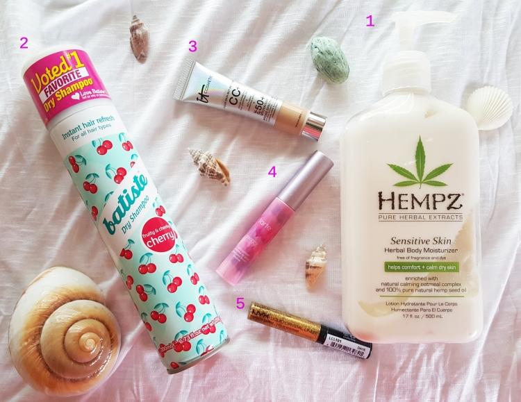 Almost Her Blog's Summer Essentials! #summeressentials