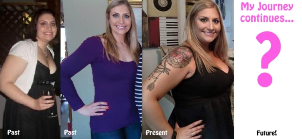 My Journey to Weight Loss and Back again...www.almostherblog.com