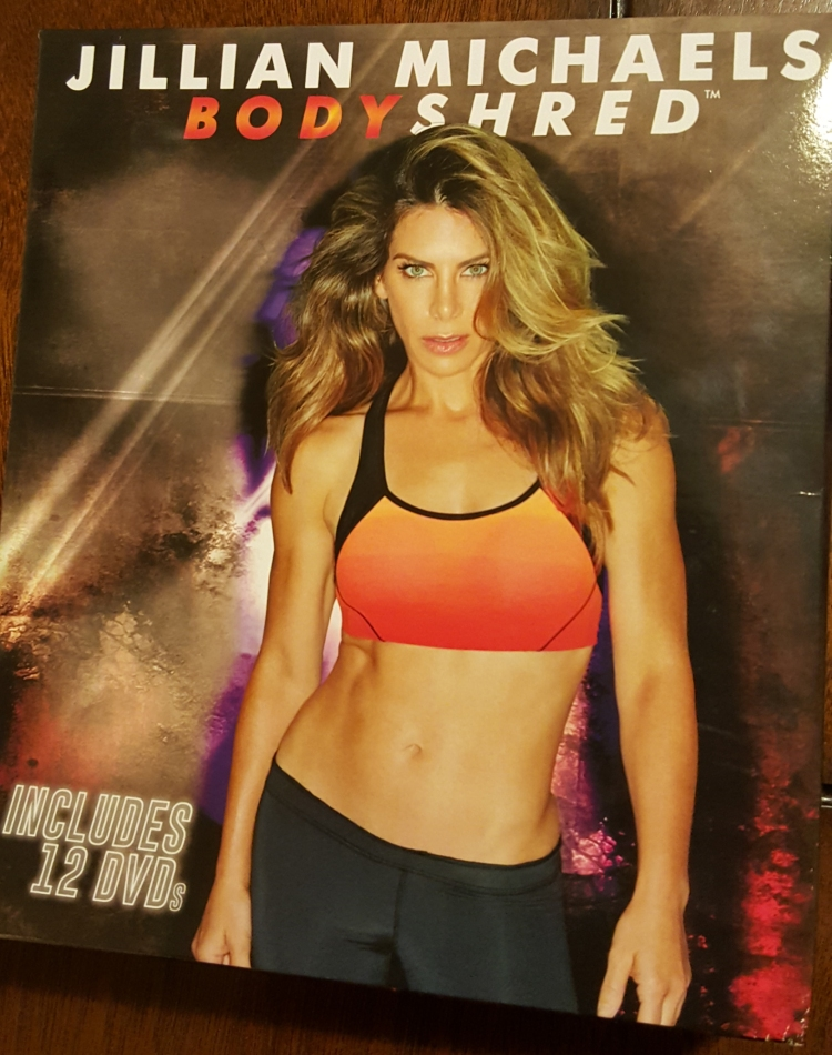 Jillian Michaels BodyShred Review at Almostherblog.com #jillianmichaels #BodyShred