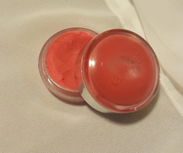 Clinique Sweet Pots Sugar Scrub and Lip Balm in #sweetrose #clinique #sweetpots #lipbalm