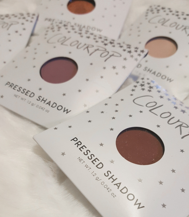 ColourPop Pressed Shadows! almostherblog.com