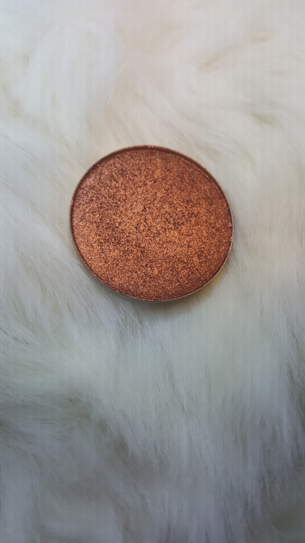 ColourPop Pressed Powder in #Milli at Almostherblog.com #colourpop #colourpoppressedpowder