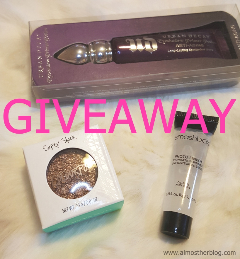 Almost Her Blog Giveaway and favorite products!