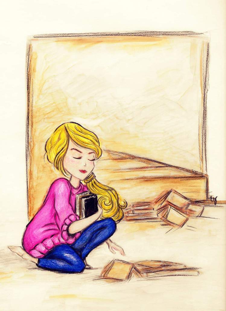 bookshelfdrawing